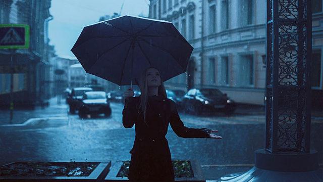 通り雨・にわか雨・驟雨